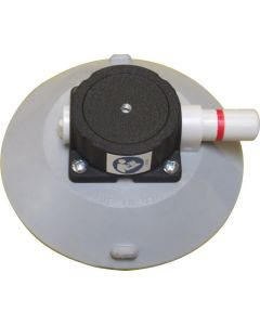 "Low Marking 32kg Suction Mount with 1/4"" insert"