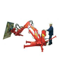 CLEO Collapsible Lift Entry Operation Robot