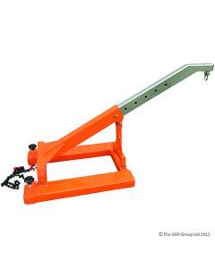 Foldable Fork Lift Attachment (500kg)