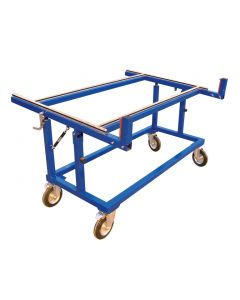 Glass cart