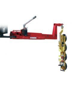 Hydraulic Fork Lift Extension (600kg)