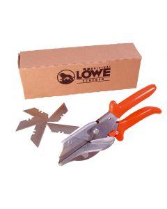 Lowe replaceable-blade gasket-mitre shears