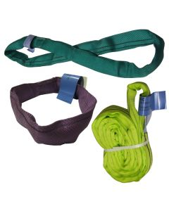 Polyester Continuous Sling Range