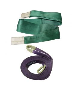 Single Ply Webbing Sling Range