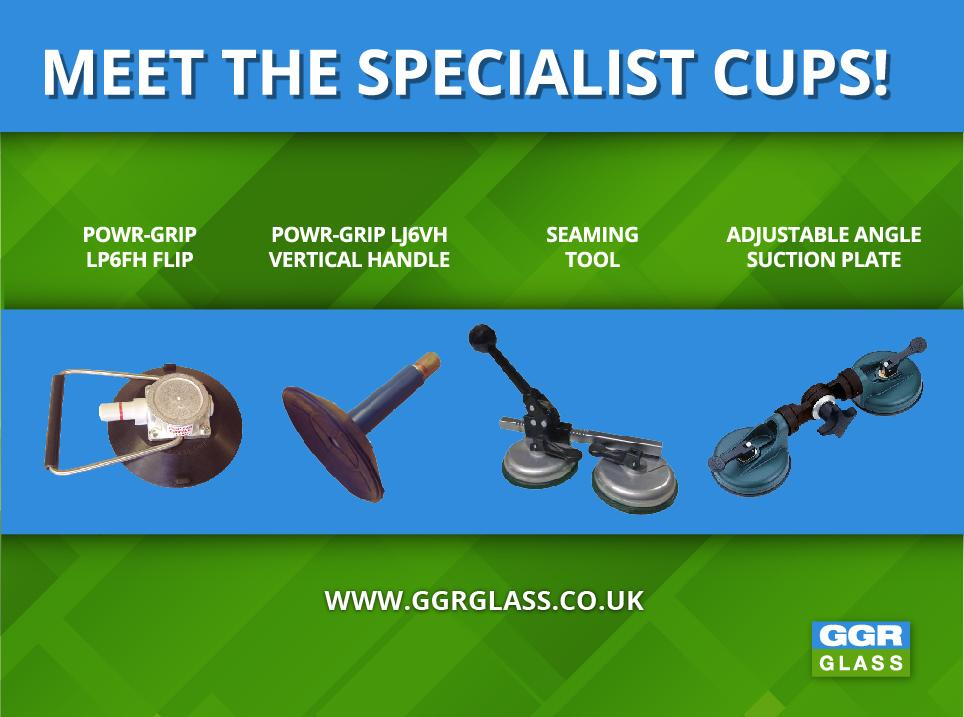Meet the Specialist Cups!