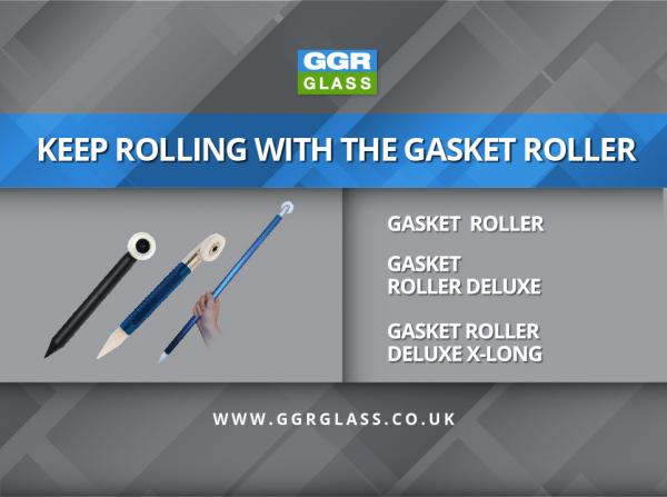 Keep Rolling with The Gasket Roller