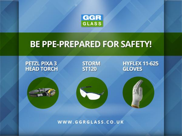 Be PPE-Prepared for Safety!