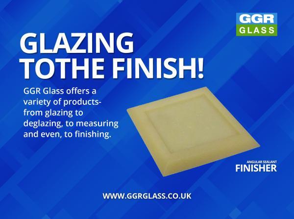 Glazing to The Finish!