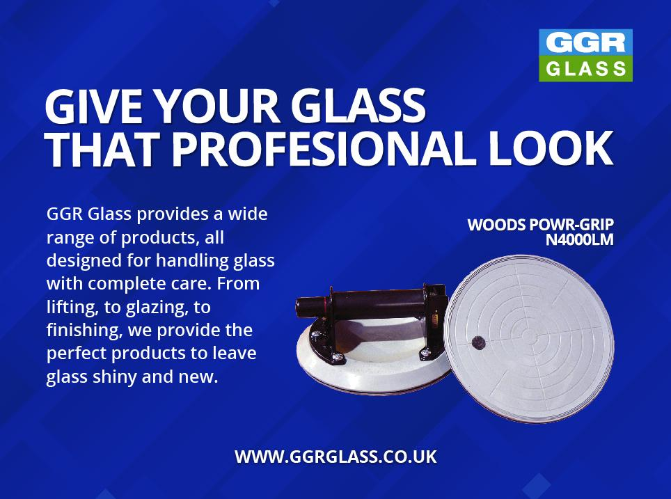Give Your Glass That Professional Look
