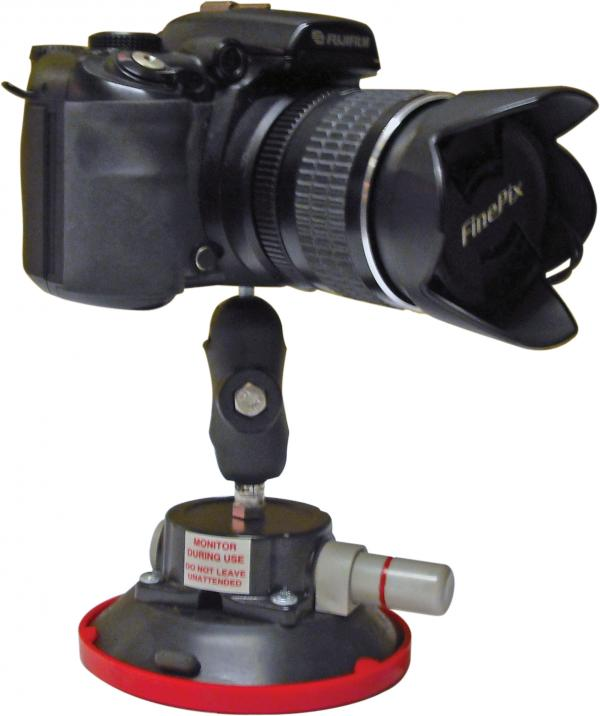 What are the benefits of suction mounts?
