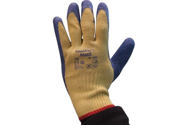 GGR's gloves are made of strong stuff
