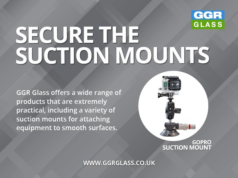Secure the Suction Mounts